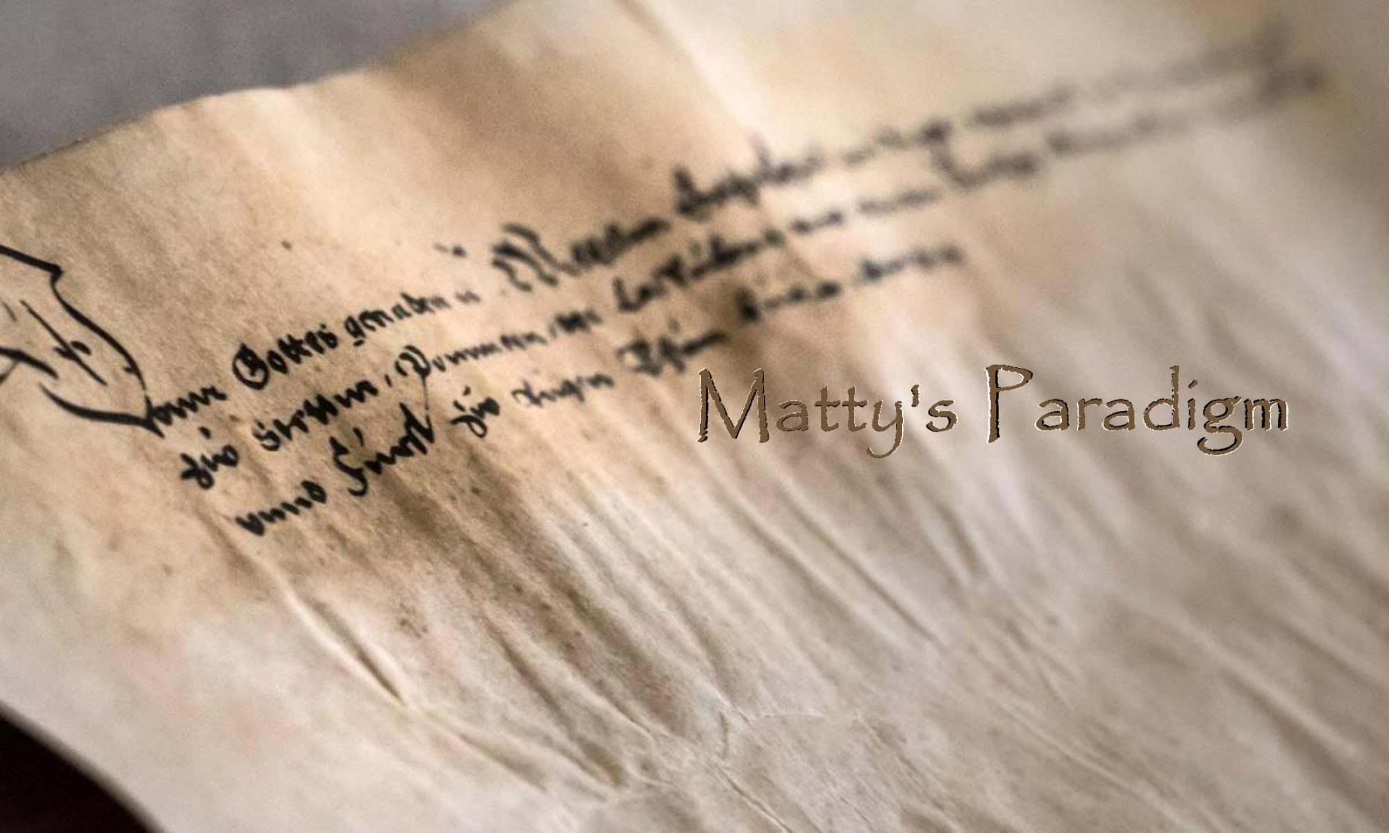 Matty the Scribe